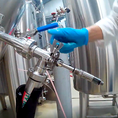 Прибор для измерения растворенного кислорода в пиве