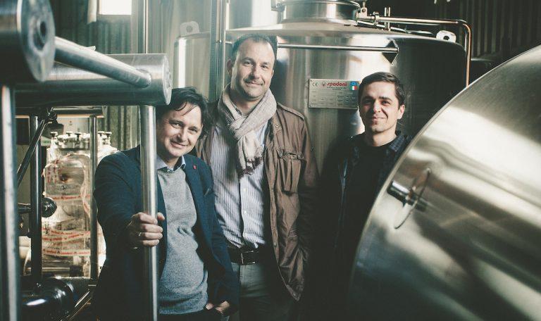 Обсуждение монтажа пивоварни