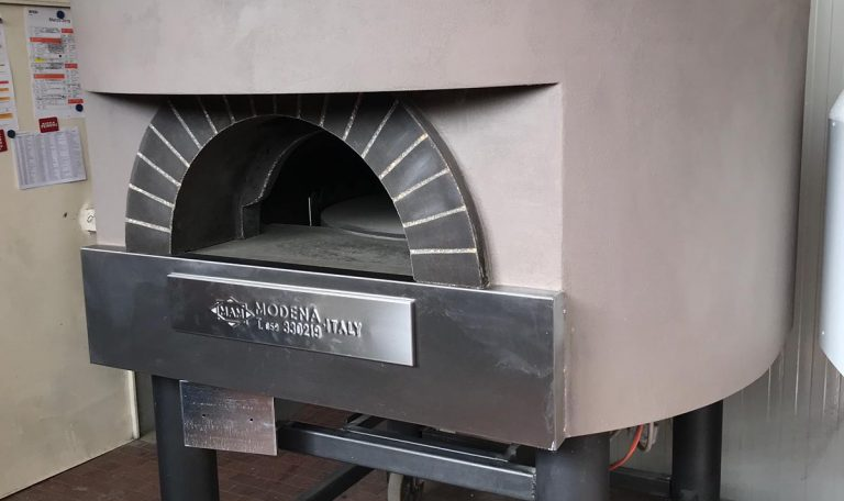 Печь для пиццы МАМ на дровах